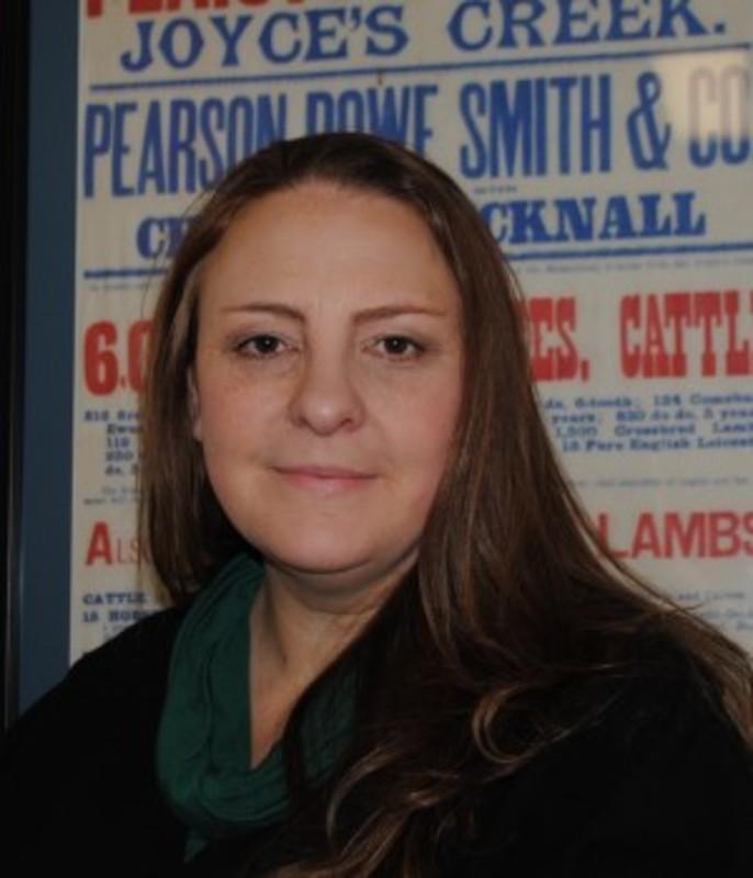 Catherine Nicholls