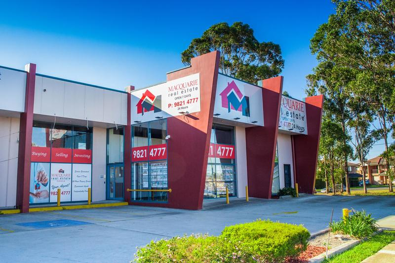 Macquarie Real Estate Casula