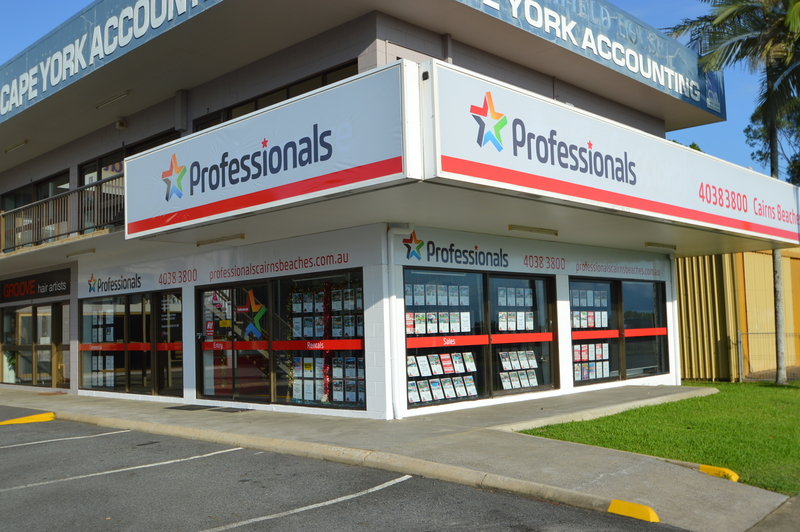 Professionals Cairns Beaches