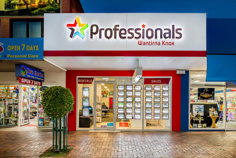 Professionals Wantirna Knox Rentals