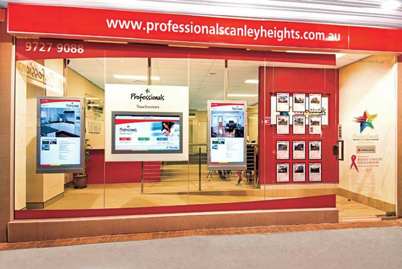 Professionals Canley Heights