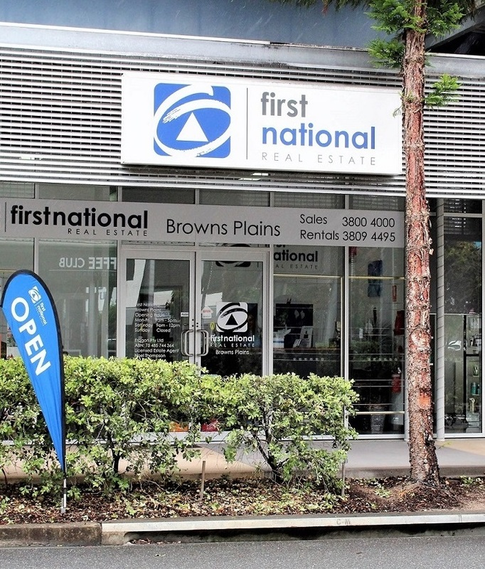 First National Browns Plains Rental Office
