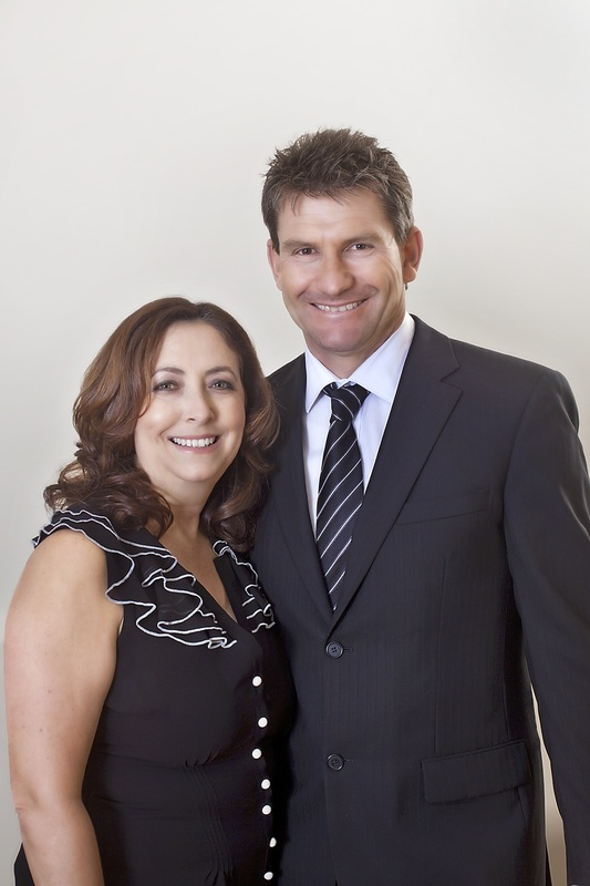 Dean and Mela Daniel