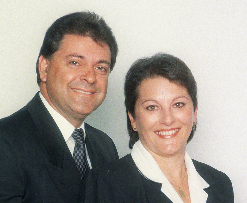 Vince and Lisa Iozzi