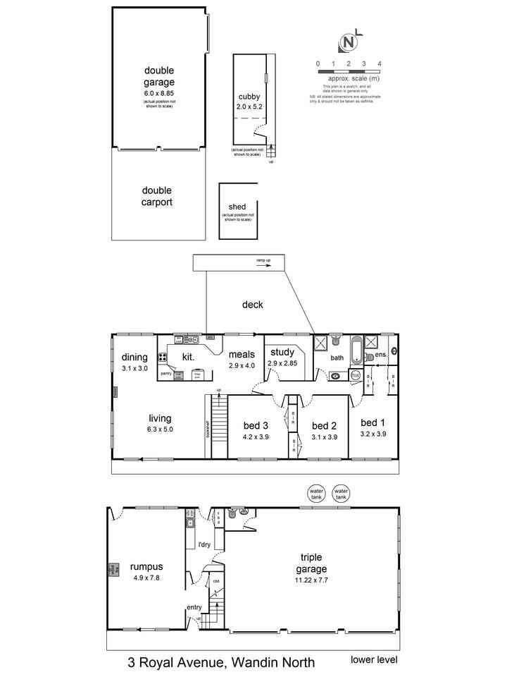 3 Royal Avenue Wandin North 3139 - Property #1062724