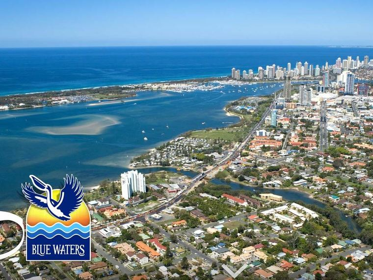 Renovated Resort Style Living Just Steps Away From The Broadwater!