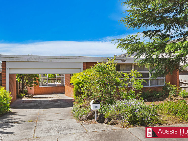 Mid Century Style with Premier Potential and Balwyn High Zoning