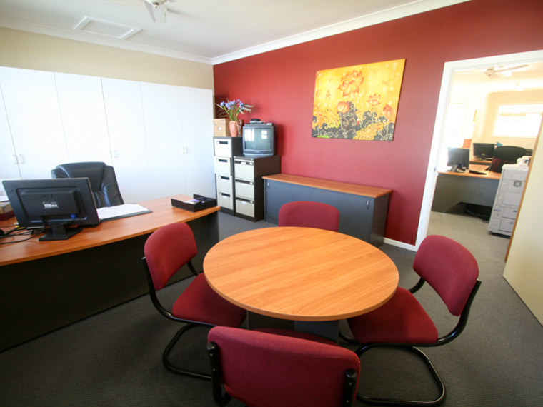 Furnished Office in