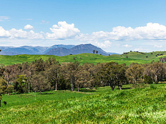 'Burnside'  An idyllic vacant rural holding